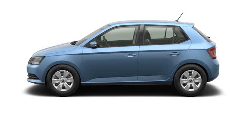 Fabia HB Active FL STYLE 1,0 MPI 55kW 5-k. manuaal